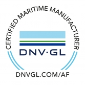 Maritime Manufacturer certification mark RGB